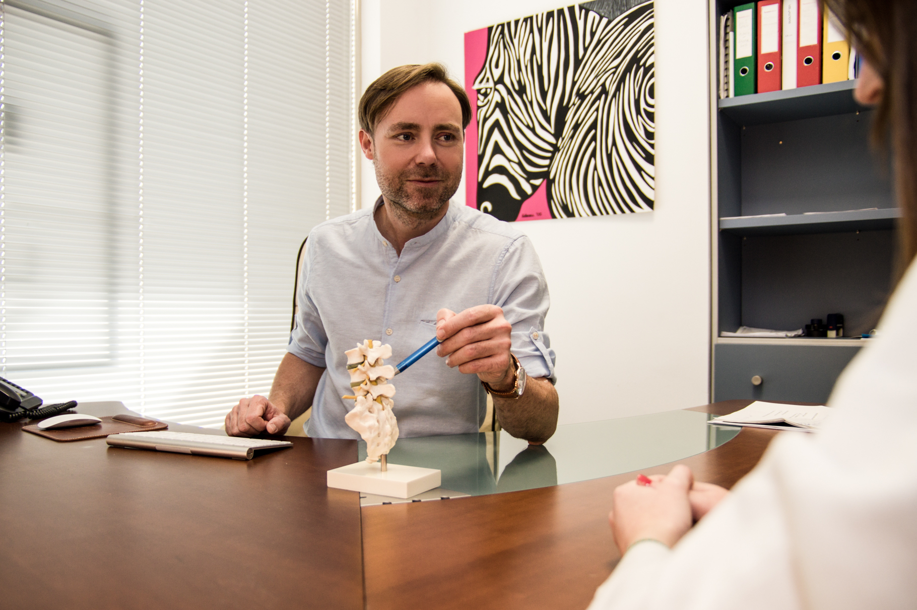 Dr. med Sven Fischer Orthopäde Mallorca